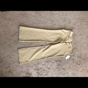 Khaki 16P pants